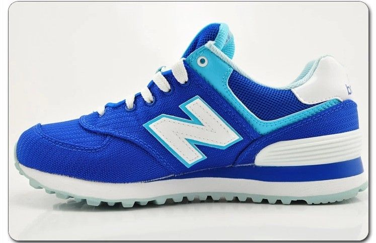 Acheter New Balance 574 Bleu Femme france   New Balance shoes my ... 4e0832082399