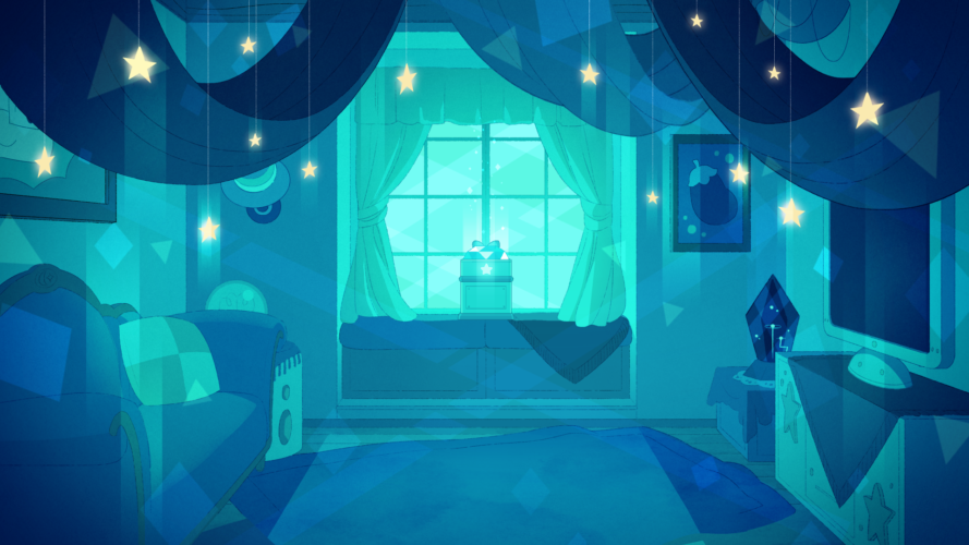 Dadbox Bg Design And Paint Bee And Puppycat Anime Background Animation Background