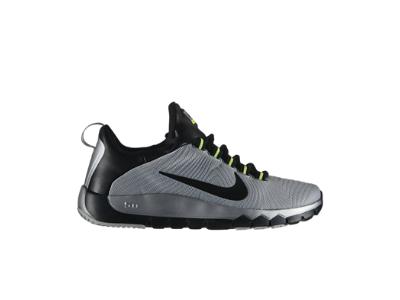 52bbde646797 Metallic Silver Dark Magnet Grey Black Size 11 Nike Free Trainer 5.0 Men s  Training Shoe