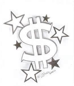 Pin By Edgar Luna On Ink Tattoo Design Drawings Money Sign Tattoo Dollar Sign Tattoo