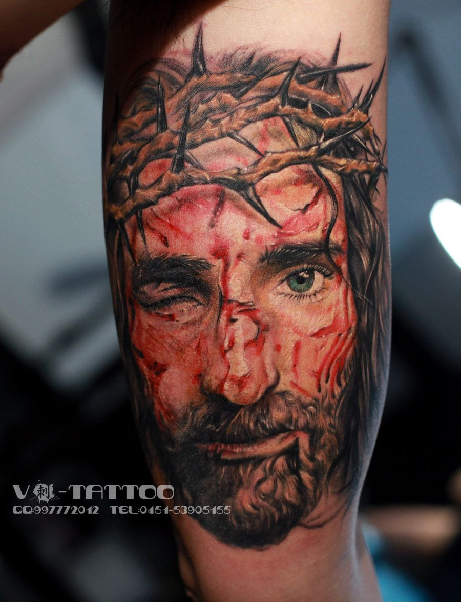 16+ Awesome Jesus christ tattoo on hand ideas in 2021