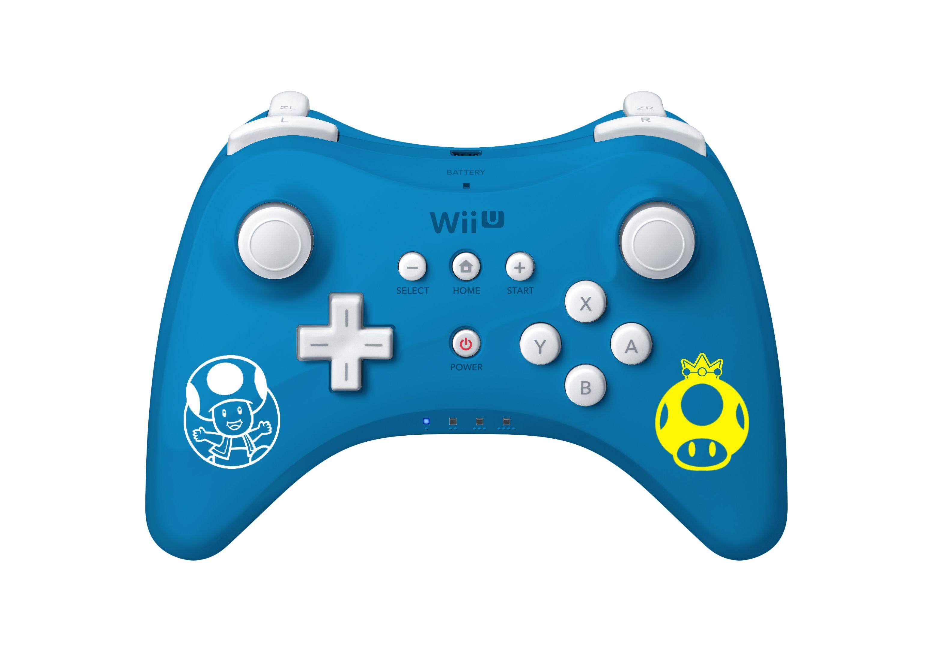 Wii U toad | Controllers | Wii u, Wii, Console