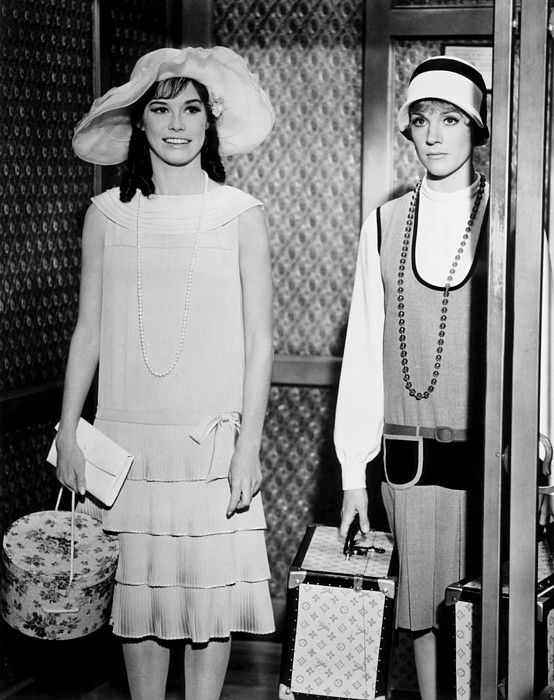 Thoroughly Modern Millie - Julie Andrews and Mary Tyler Moore