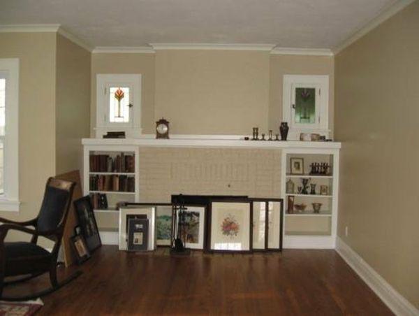 Wohnzimmer streichen - 106 inspirierende Ideen Farbideen - ideen für wohnzimmer streichen