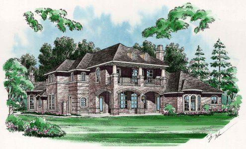 House Plan 015 832