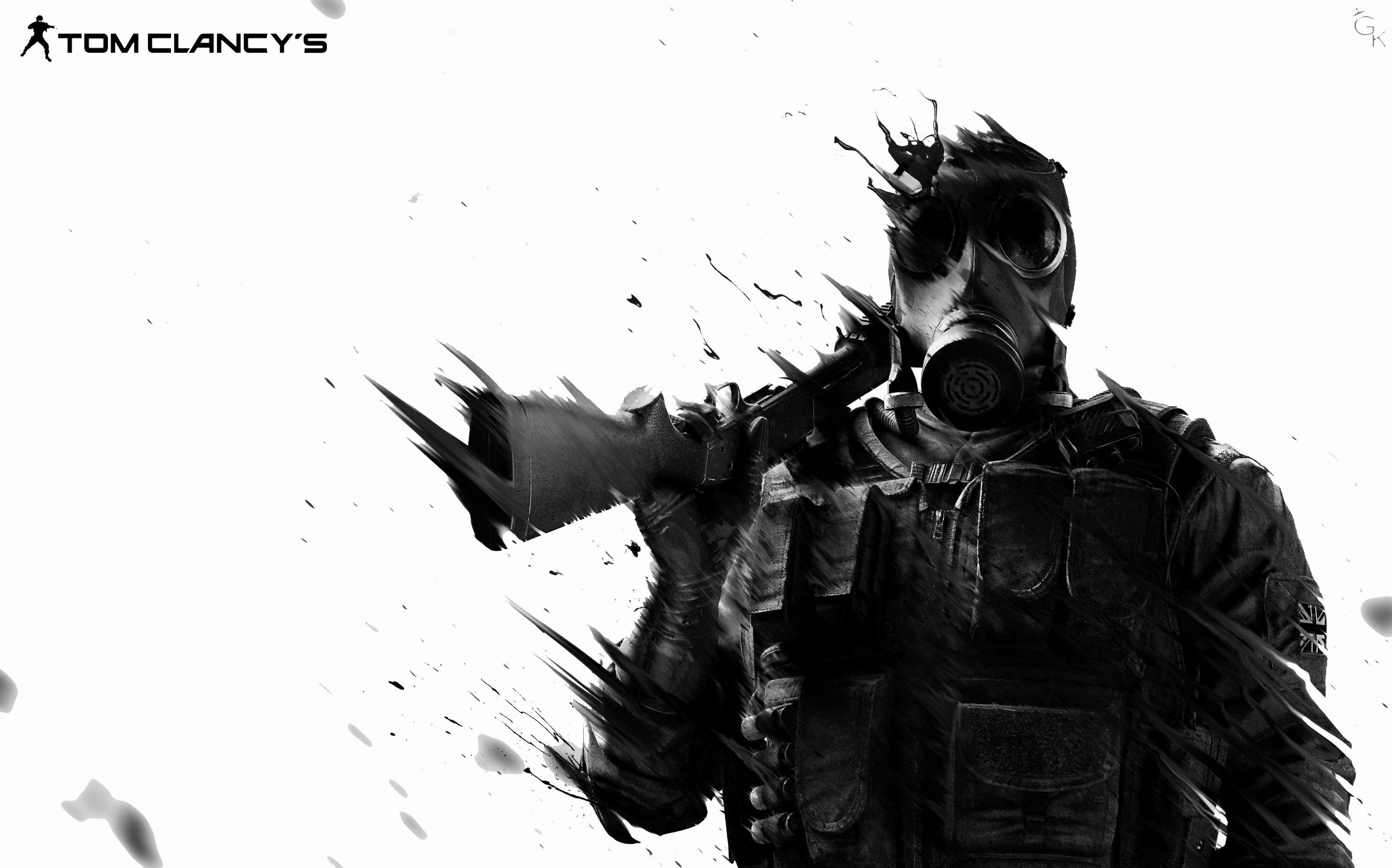 3840x2395 Tom Clancys Rainbow Six Siege 4k Pictures Free Download Hd Wallpaper Full Hd Pictures 4k Pictures