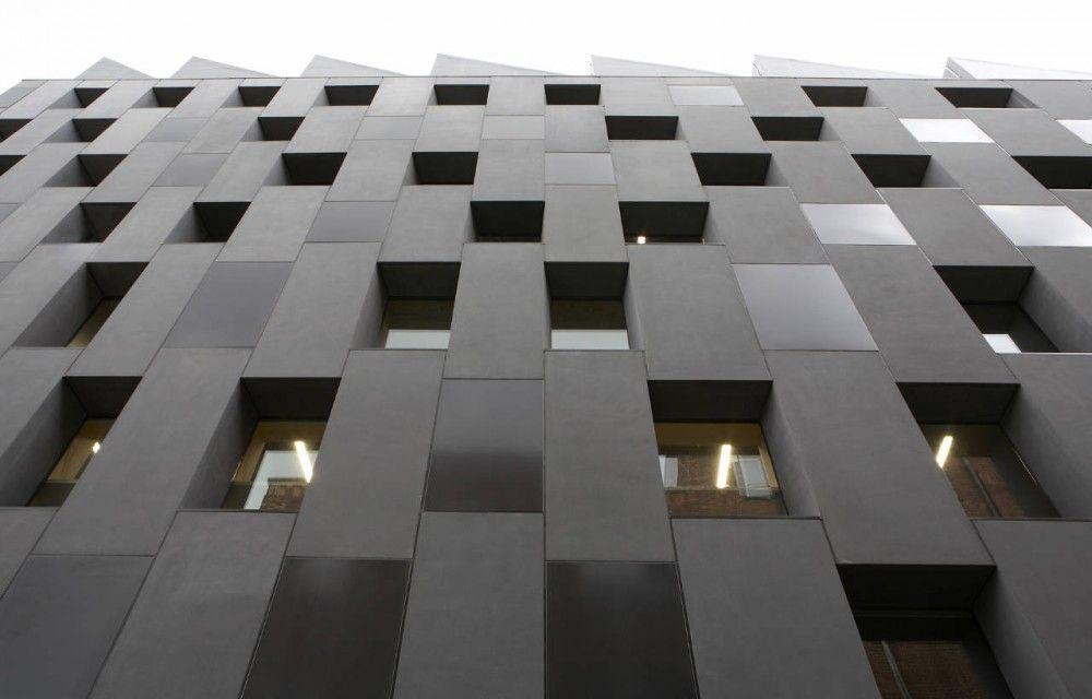 Rivington Place / Adjaye Assocates