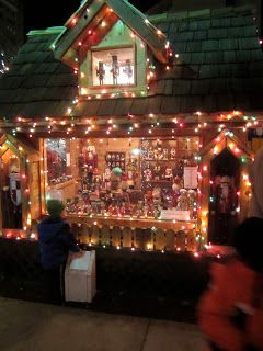 Christmas Lights In Ogden, Utah