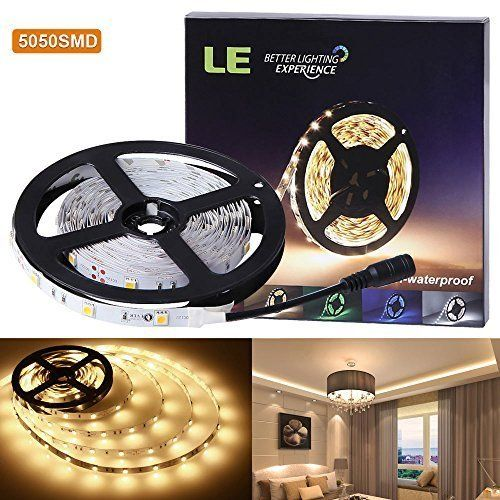 12V Waterproof Led Light Strips Prepossessing Lighting Ever Lampux 12V Flexible Led Strip Lights 3000K Warm White Inspiration Design