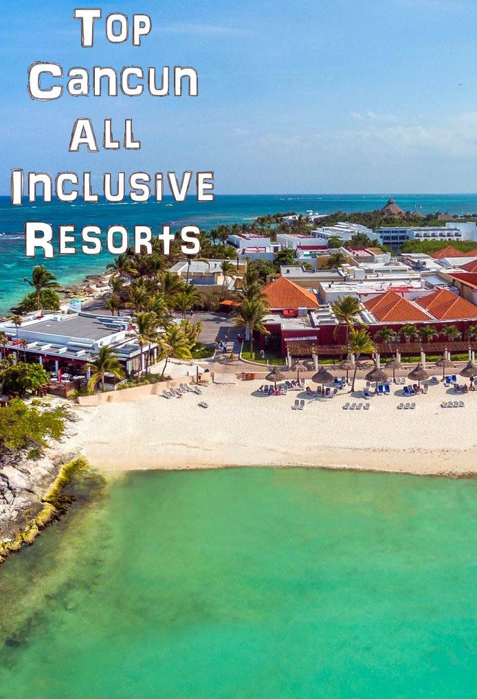 Cancun Mexico All Inclusive Vacation Resorts Bucket List Club Med - Cancun all inclusive family resorts