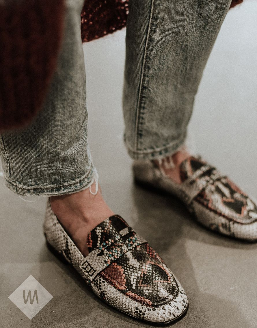 d745d35235a Isabel Marant loafer Fezzy Rust.