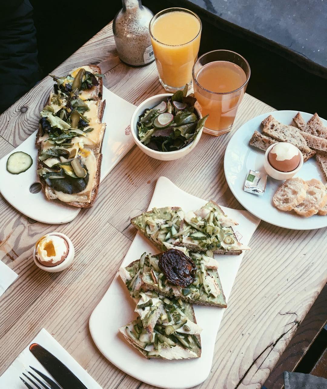 Le dej @lepainquotidien  #yummy #lunch #paris by thepartofstyle