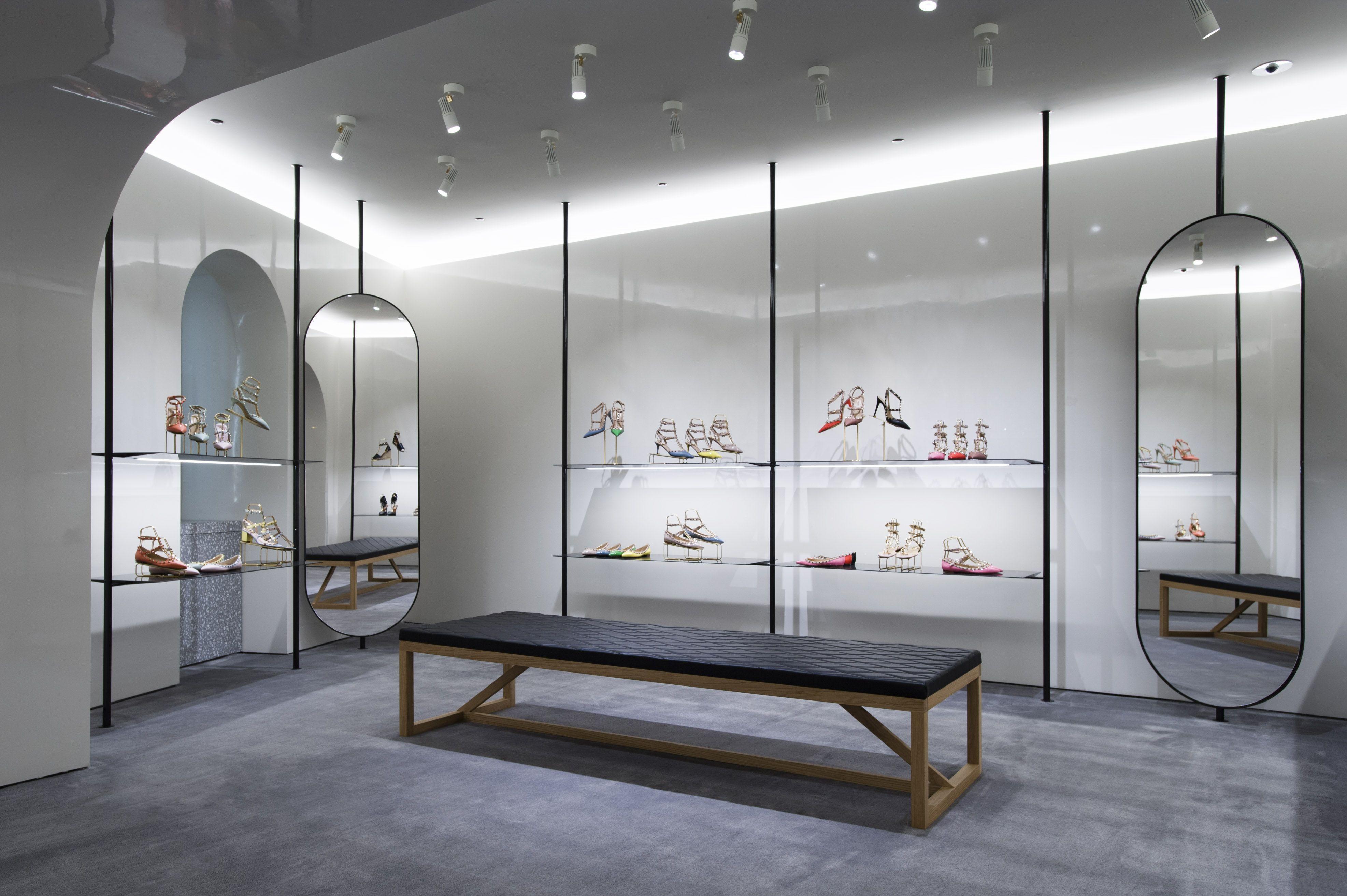 Store interiors, Retail interior