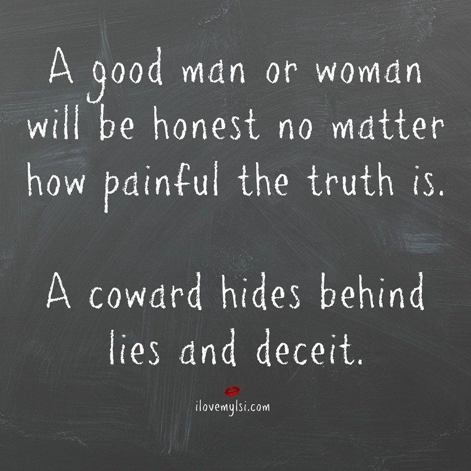 The Liar & The Coward