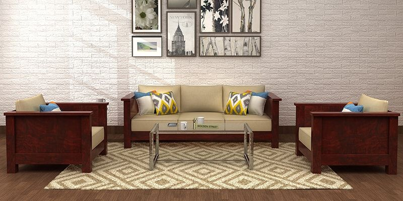 Where To Buy Wooden Sofa Sets In Uk Wooden Sofa Set Sofa Set