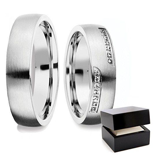 Trauringe Eheringe Freundschaftsringe 925 Silber 5 mm