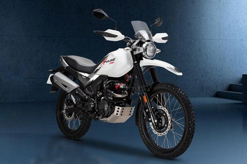 What To Expect From Upcoming Hero Xpulse 200 Motorcycle