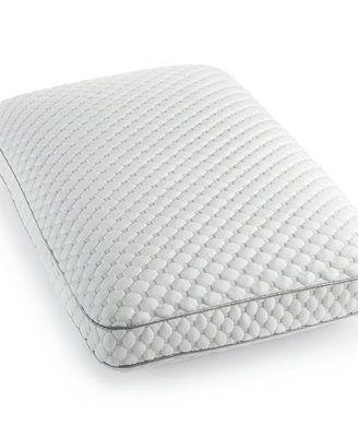Memory Foam Gusset Standard Pillow