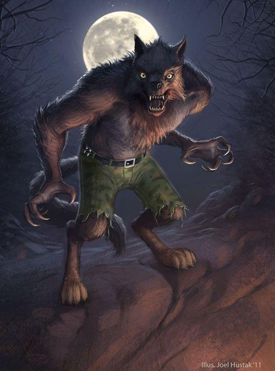 Werewolf by joelhustak on DeviantArt