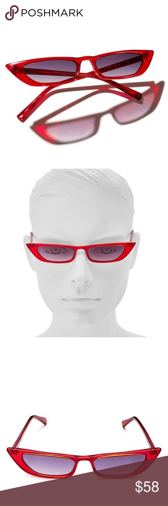 b5924d7423c Women s Vivian Extreme Cat Eye Sunglasses! amazing Kendall + Kylie Women s  Vivian Extreme