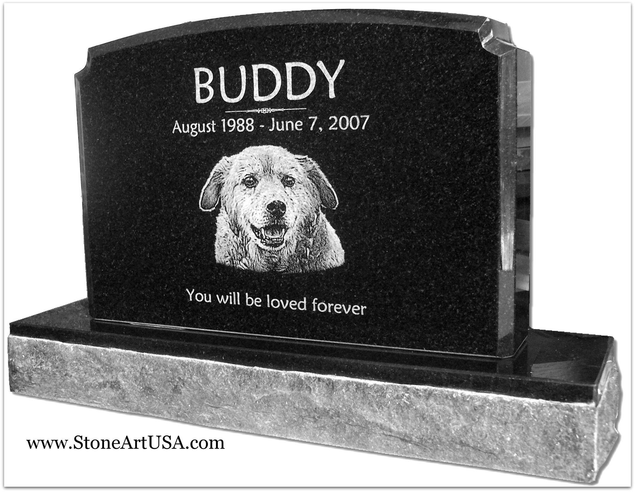 Custom Pet Memorials & more Since 2001 in 2020