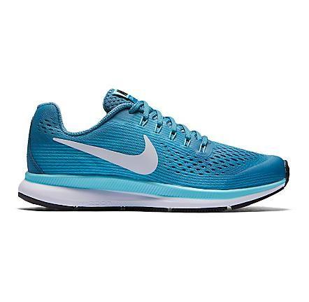 Kids Nike Air Zoom Pegasus 34. Kids Nike Air Zoom Pegasus 34 Running Shoe