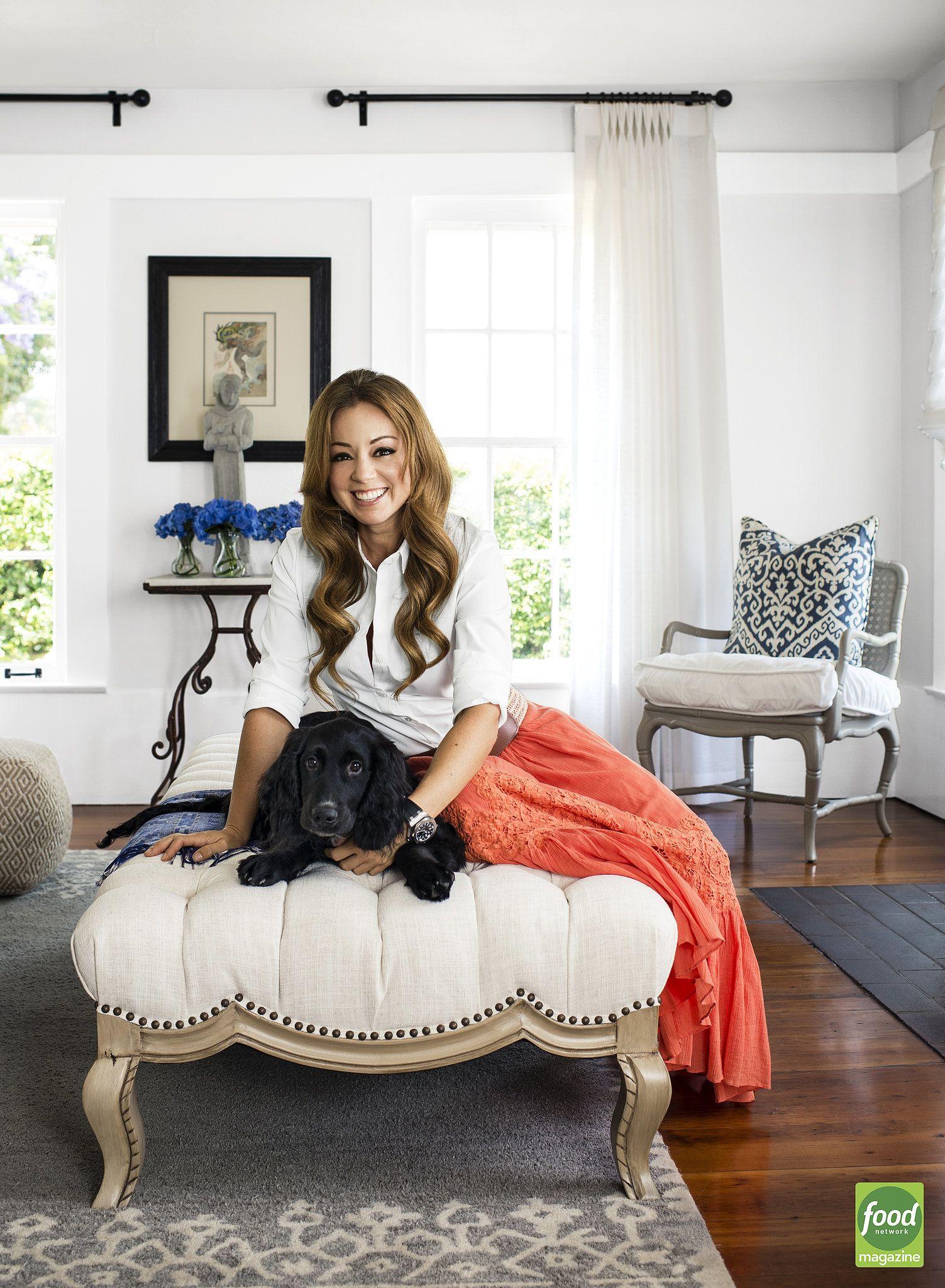 Marcela Valladolid Food Network Recipes Food Network Star Celebrity Houses
