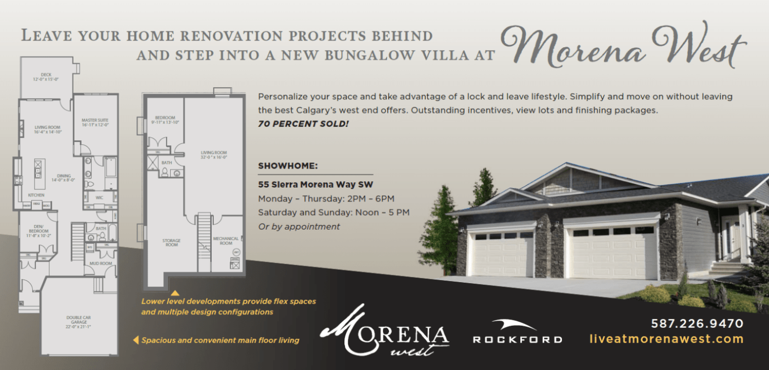 With 30 projects and over 3000 new builds, Rockford's