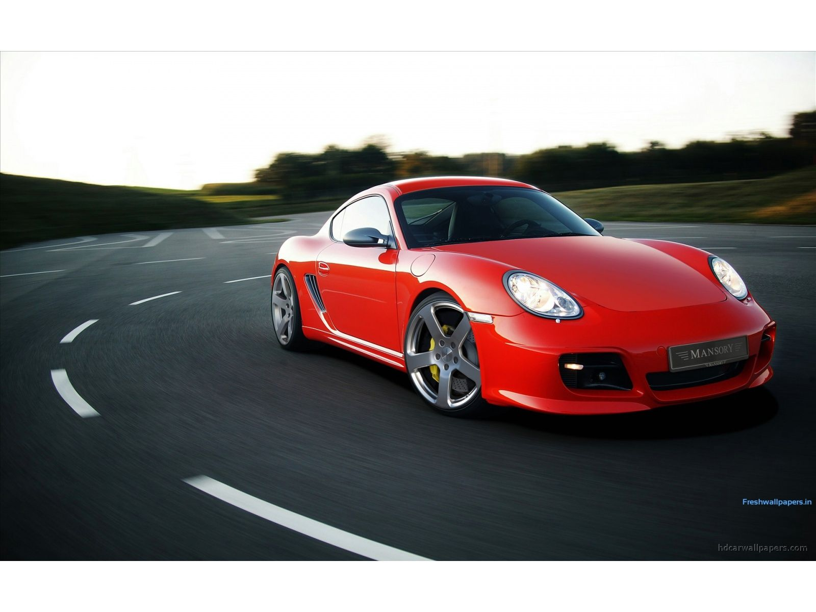 Mansory Porsche Cayman Boxster Exotic Car Image Of