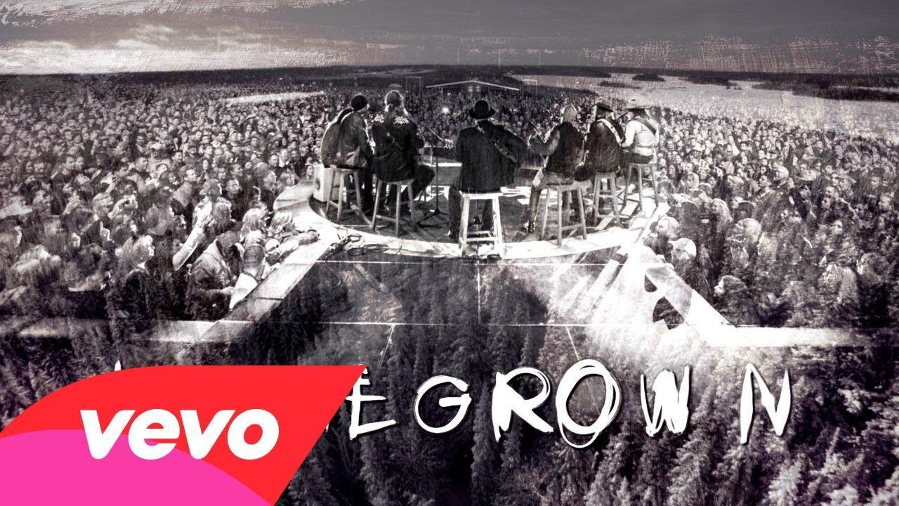 Zac Brown Band Homegrown Lyric Video Album Jekyll