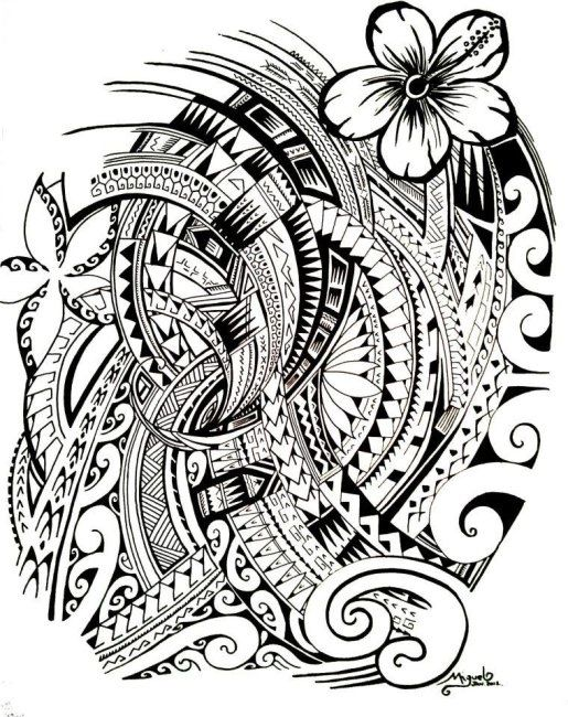 Dessin Tatouage Maorie inspiration | art - physical | pinterest | tatouage, tatouage maori
