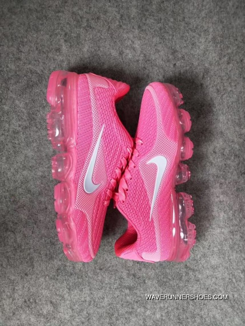 6a7fccade67d6 Nike Air Vapormax Kpu Womens Pink White New Year Deals in 2019