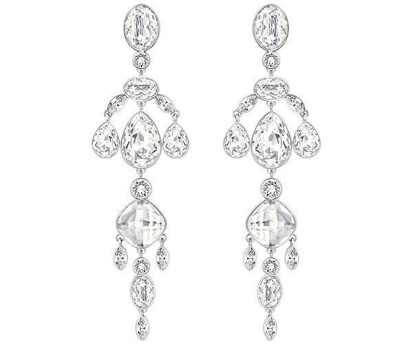 Diva Chandelier Earrings - Jewelry - Swarovski Online Shop YESS ...