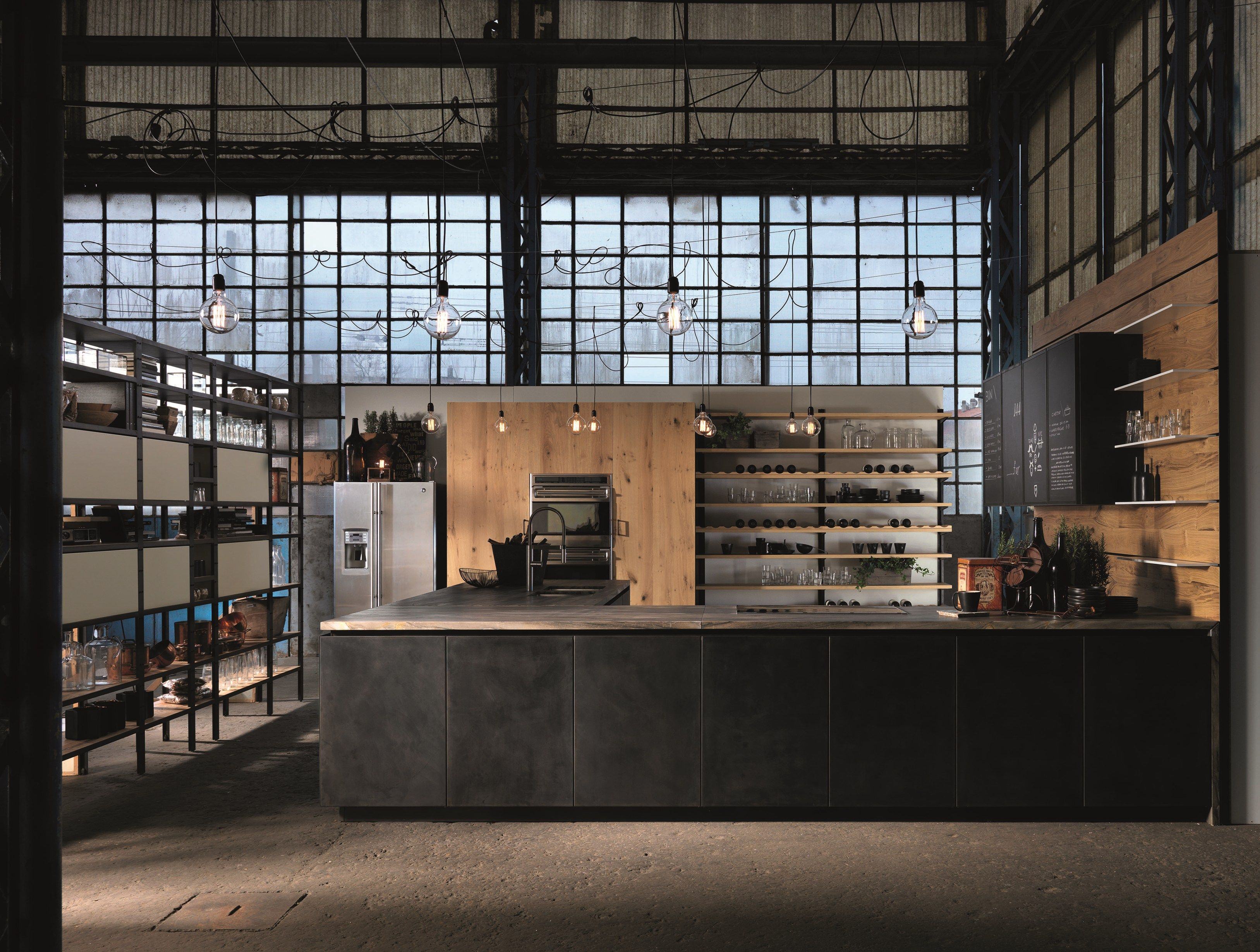 factory kitchen factory collection by aster cucine design lorenzo