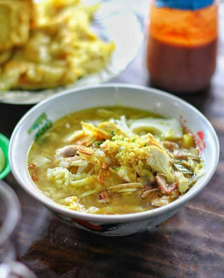 Soto Lamongan Asli Jawa Timur Masakan Resep Masakan Resep Makanan Asia