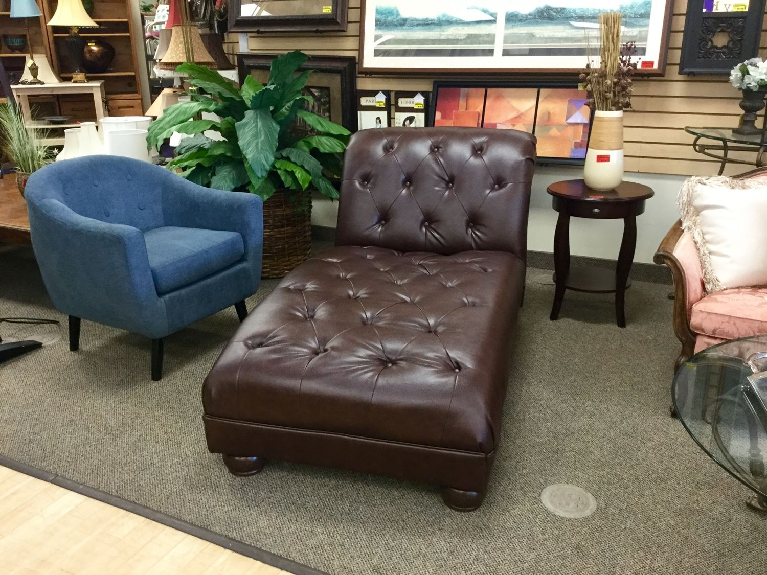 FIND AMAZING DEALS ON NEW & GENTLY USED FURNITURE @ NEW USES: Save $300 on…