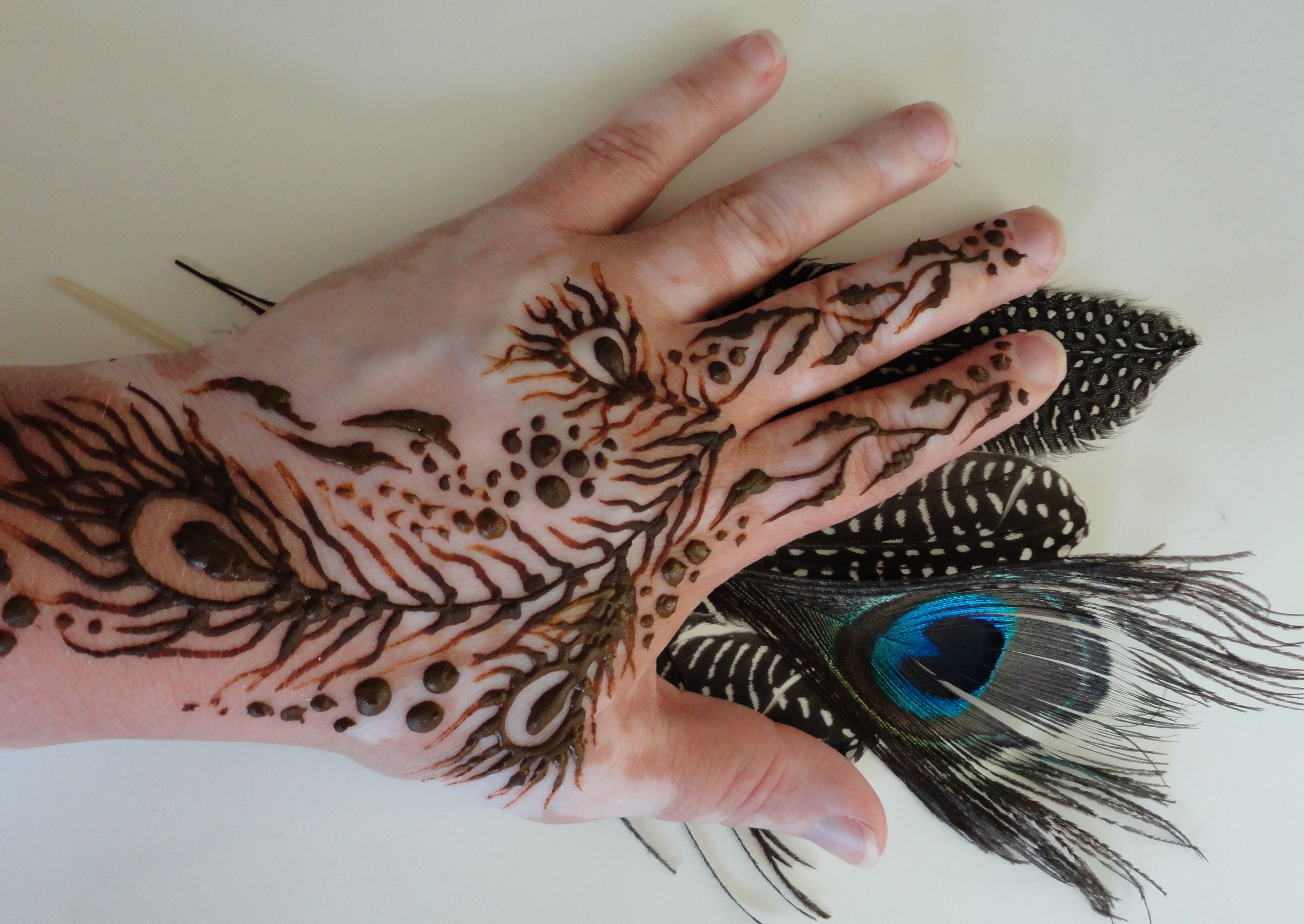 Mehndi Peacock Tattoos : Peacock henna google search designs hennas