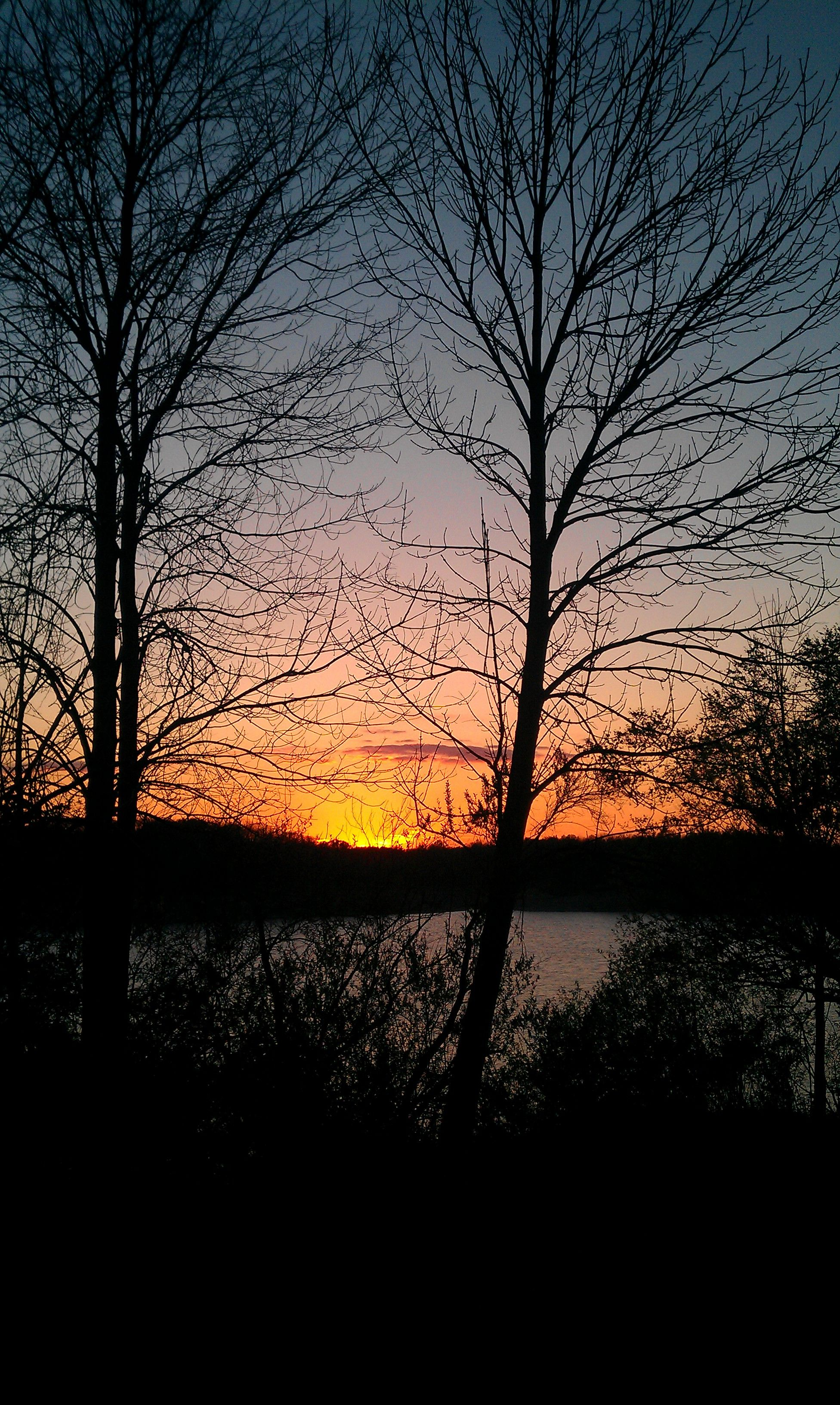 Salamonie State Park. It's okay, I know you're in awe of