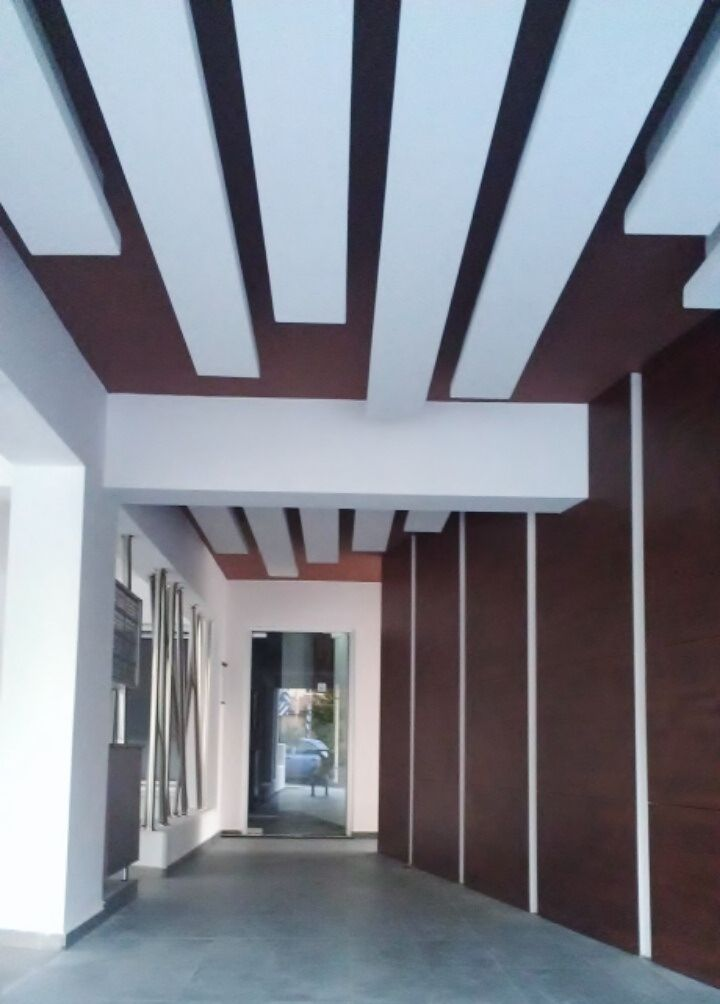 City Apartment Building Entrance. Apartment Building  Lobby Design Agni Pavlidou Kyprianou Archinect