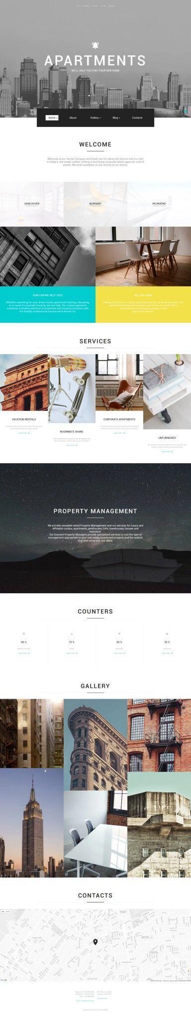 Pin By Miri Soji On Web Design Real Estate Web Inspiration Real Estate Website