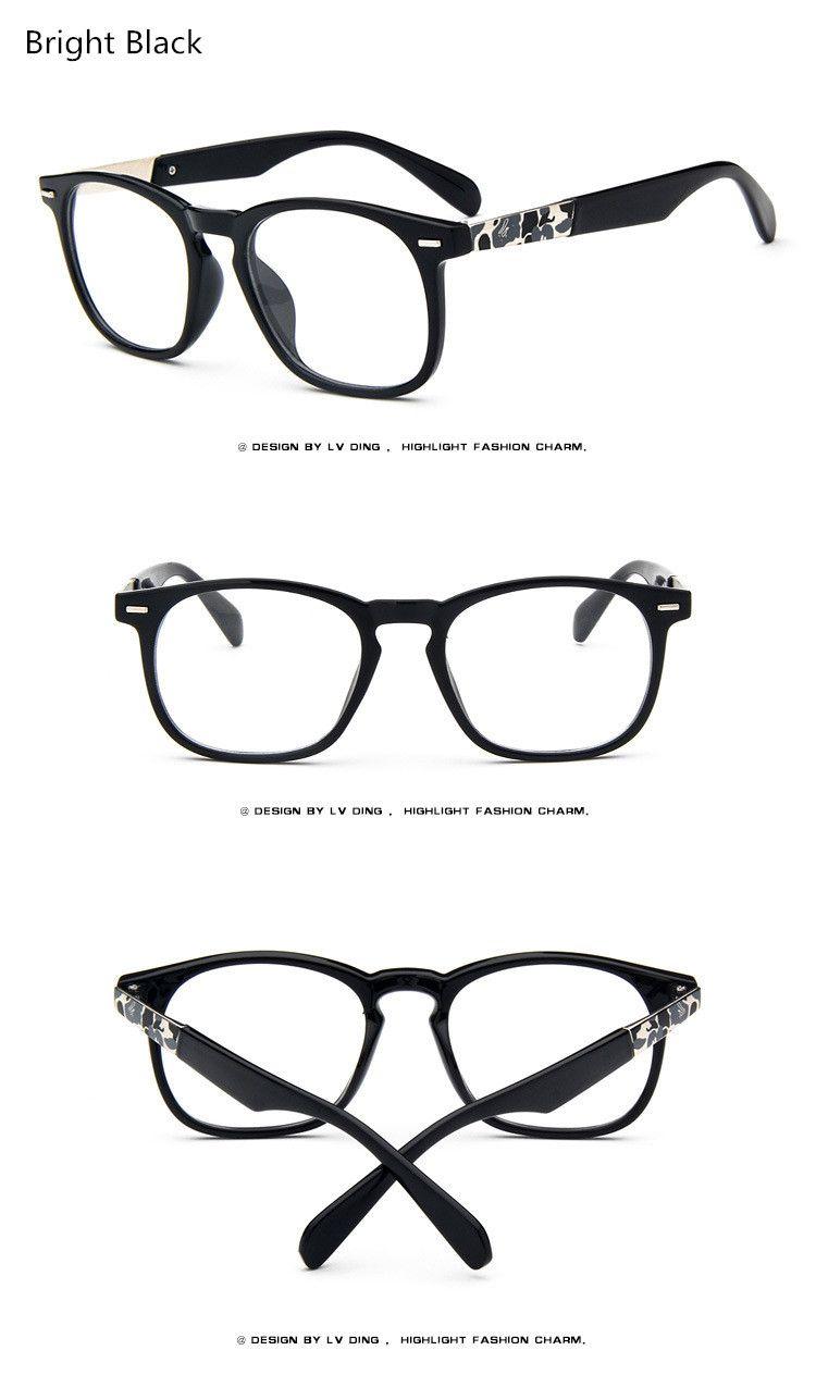 65735f71322 Brand Fashion Camouflage Glasses Frames Men Optical Glasses women Vintage  Eyeglasses Frame For Eyewear Myopia Eye Glasses Frame Like and share if you  think ...