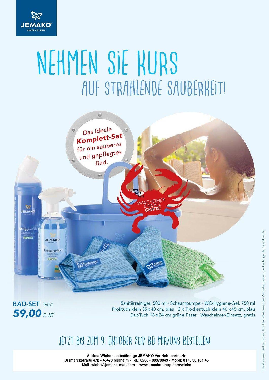 Das Praktische Bad Set Mit Eimereinsatz Zum Sonderpreis In Der Aktuellen  Aktion Bis Zum 09 Oktober