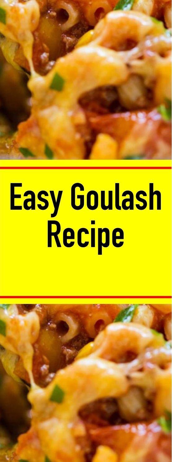 Ingredients List 2 Pounds Lean Ground Beef 2 Teaspoons Seasoned Salt I Used Lawry S Easy Goulash Recipes Goulash Recipes Recipes Using Ground Beef