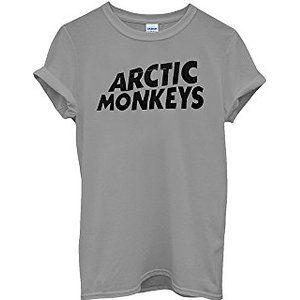 Arctic Monkeys T-shirt Rock Band New Men Women Unisex Top T Shirt