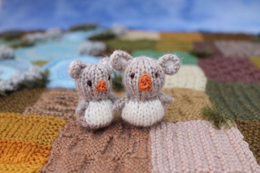 My little gifts | Christmas knitting patterns, Knitting ...