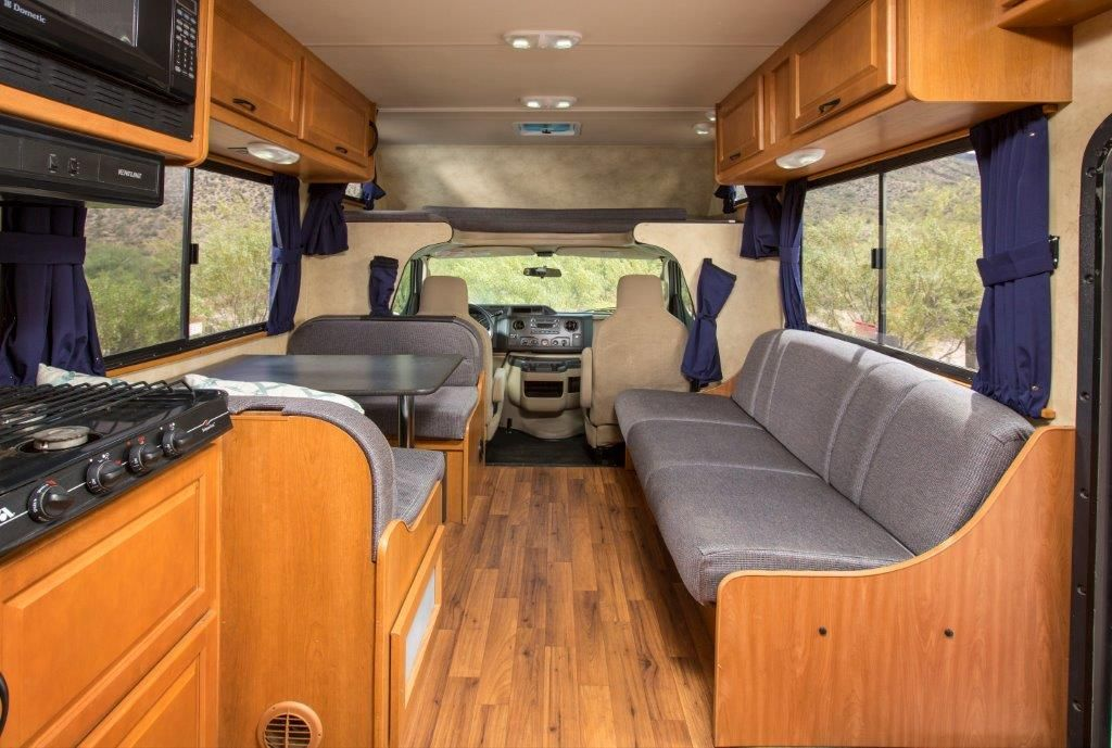 Thor Majestic 28a Buying An Rv Rv Redo Kissimmee