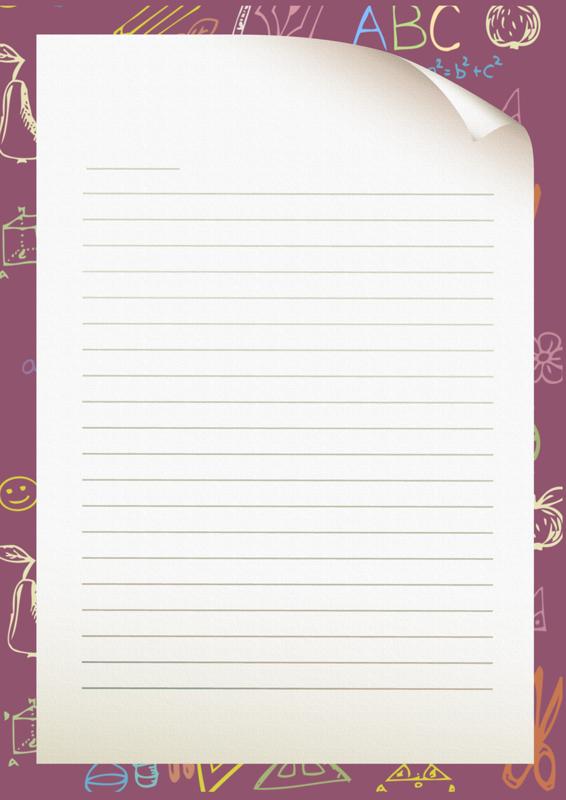 Préférence papiers a lettre - Page 4 | Papel de Carta | Pinterest | Lettres  VV99