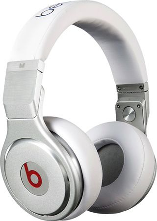 The Things That I Would To Do Have These In Pink Beats By Dre Pros White Headphones Beats Pro Over Ear Headphone
