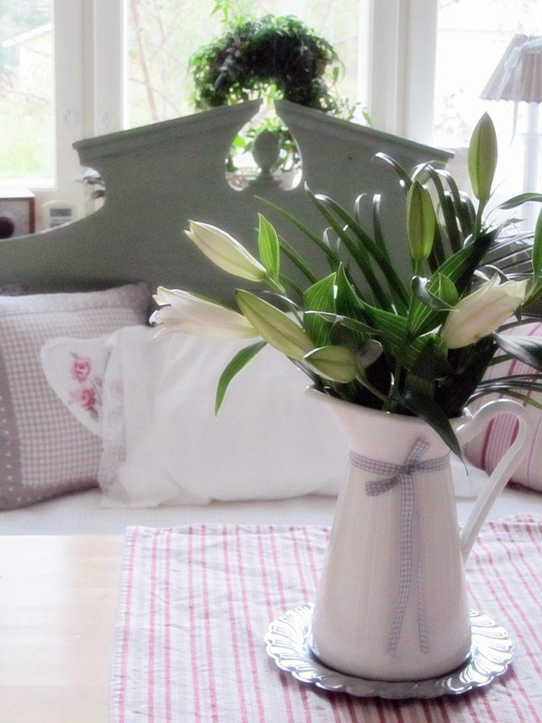 Tuoreita kukkia