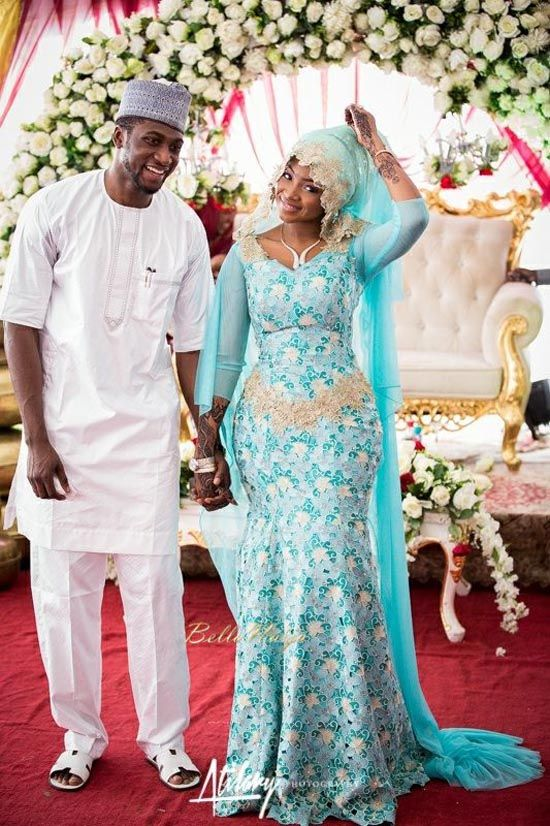African Muslim Wedding Dresses